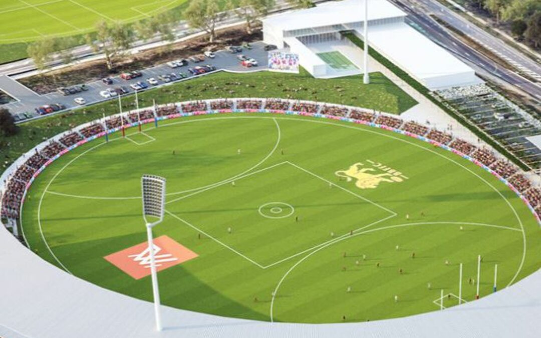 Ipswich City Council backs bid for 2032 Olympic Games with detailed discussions held in secret